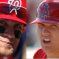 Bryce Harper and Mike Trout Comparison – So Far