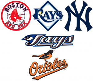 american league east prospects