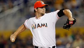 Josh Johnson Miami Marlins News