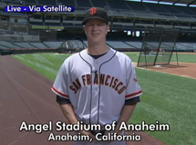 Matt Cain: Top Ten List – Just For Laughs