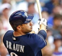 Brewers Ryan Braun Placed On DL