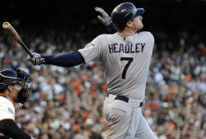 Chase Headley Padres