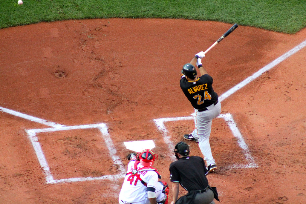 Pedro Alvarez is becoming the power threat Pittsburgh hoped it had drafted in 2008 (Image jmd1280 / flickr)
