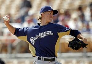 Zack Greinke Milwaukee Brewers News