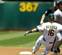 Josh Reddick to Miss Four Game Series Against Indians