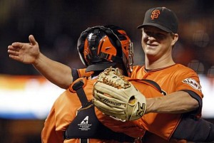 Matt Cain San Francisco Giants All-Star