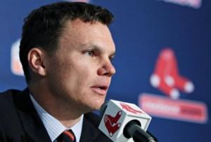 Ben Cherington Boston Red Sox News