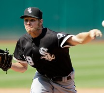 Chicago White Sox Extend Chris Sale Contract, Five years $32.5 million