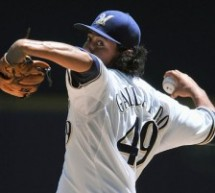 NL Recaps – Gallardo K's 14 – Brewers Take Series From Pirates