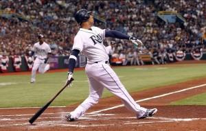 Carlos Pena Home Run