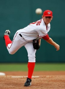 Stephen Strasburg News