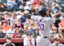 Nolan Arenado Making The Most of Opportunity
