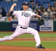 Alex Cobb K's 13 In Less Than 5 Innings in Rays Win