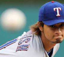 Texas Rangers Yu Darvish Flirts With Perfection Against Astros