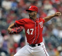 Nationals Gio Gonzalez Follows A-Rod PEDs Denial With One of His Own