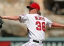 Jered Weaver Could Return Next Week