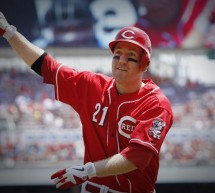 Reds Power On Display With Six Homers Against Washington