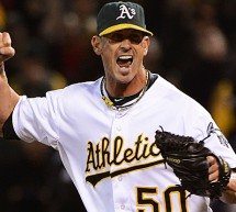 Oakland A's Grant Balfour: Torn Meniscus – Out 4-6 Weeks