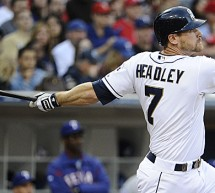 Headley's MVP-Caliber Season Brings Optimism to Padres