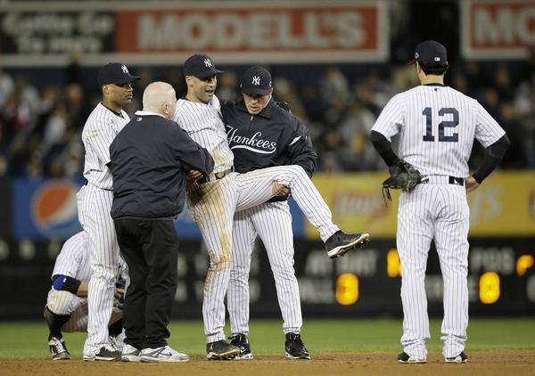 Yankees ALCS News