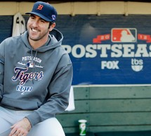 Detroit Tigers Extend Justin Verlander Five years $180 million