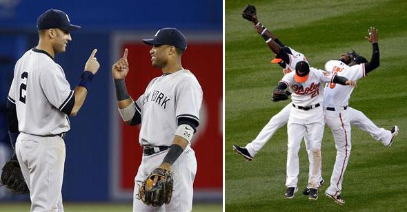 Yankees Orioles News