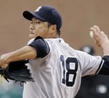 Hiroki Kuroda Dominates Jays Hitters, Leads Yankees to Victory