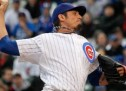 Matt Garza Throws 54 Pitches in Rehab Start For Cubs