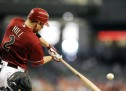 D-Backs Aaron Hill Out With Broken Hand, Call Up Didi Gregorius