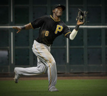 Video: Starling Marte Flashing Some Leather Against Reds Brandon Phillips