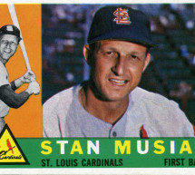 "St. Louis Cardinals Stan ""The Man' Musial dies at age 92"