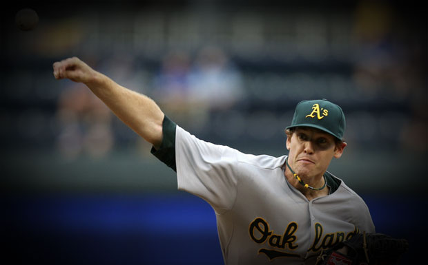 Oakland A's prospects