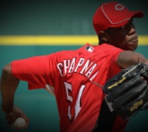 Cincinnati Reds Decide Aroldis Chapman Is Closer After All