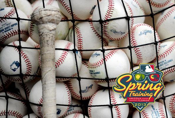 baseball-spring