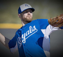 Royals' Wade Davis Gets First Spring Start