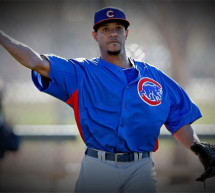 Cubs Spring Training : Edwin Jackson Hurls Two Scoreless Innings