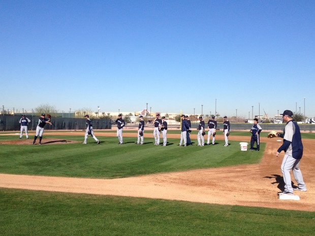 Seattle Spring Training