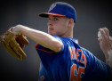 Mets' Zack Wheeler Debut Delayed by Strained Oblique