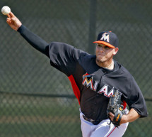Miami Marlins Add Jose Fernandez To Opening Day Roster