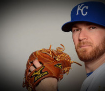Kansas City Royals Wade Davis Shuts Down Red Hot Braves