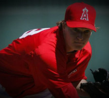 Los Angeles Angels Garrett Richards Figuring it Out