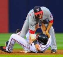 Struggling Braves Handle Nationals Again