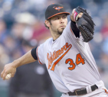 Orioles Demote Jake Arrieta, Add Depth to Overworked Bullpen