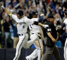 Brewers Get Opening Day Walk Off Win over Rockies