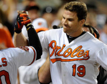 Chris Davis Outduels Ryan Zimmerman in Slugfest