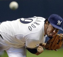 Milwaukee Brewers Yovani Gallardo Arrested for DUI