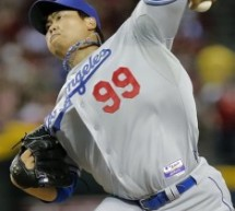 Hyun-Jin Ryu Continues Strong Rookie Season in Dodgers Victory