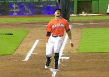 Marlins OF Giancarlo Stanton Placed On The DL