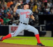Nationals Stephen Strasburg Has Some Forearm Tightness