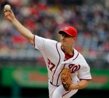 NL Scores: Nats Sweep Marlins, Cliff Lee Dominant, Cubs Hold On